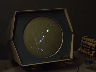 A cathode ray amusement device which is the very first video game to be produced.