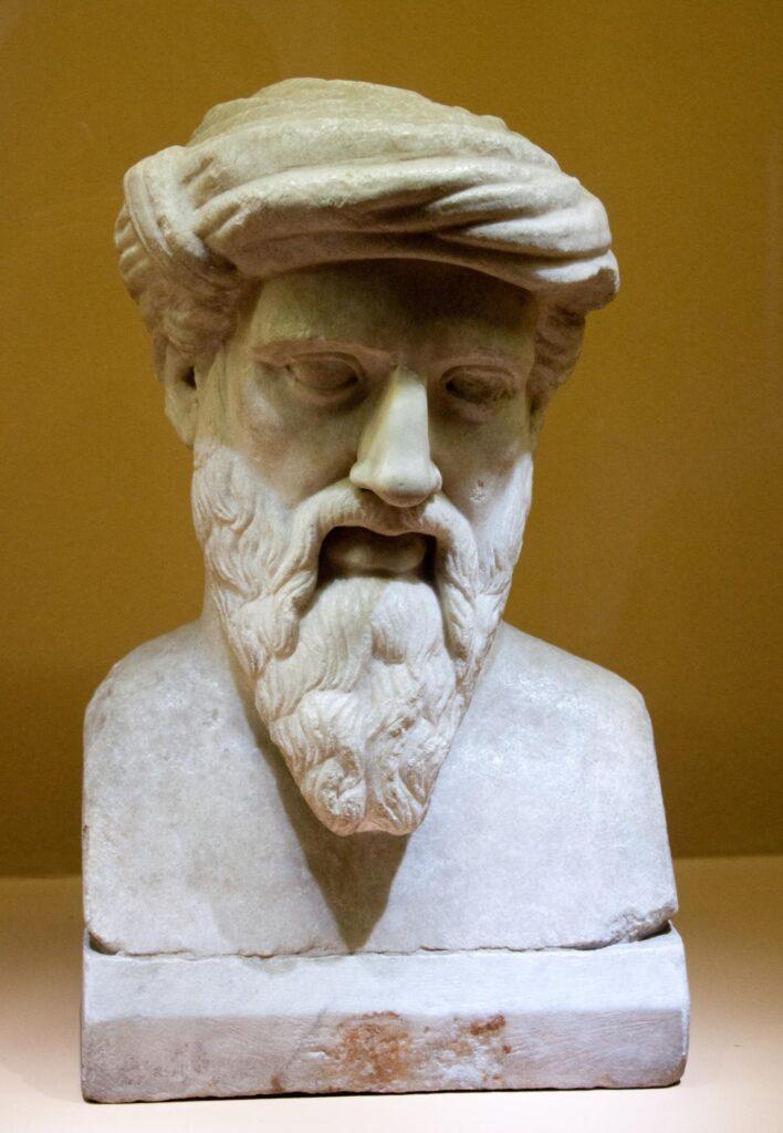 Pythagoras - studied Harmonic progression