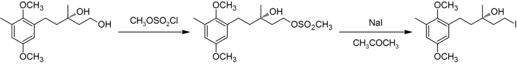 Synthesis of Chrysochlamic Acid