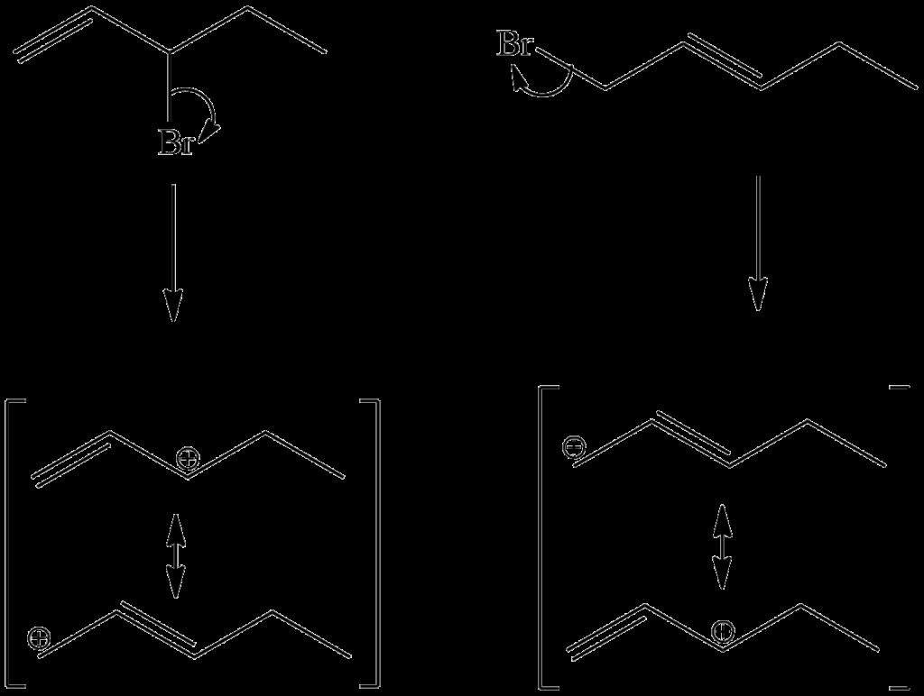 SN1 Reaction - Example 2