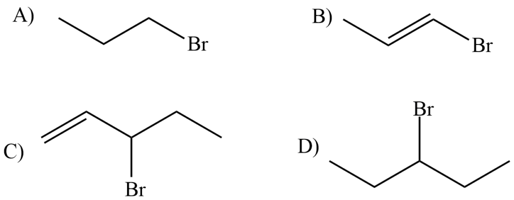 SN1 Reaction - Example 1
