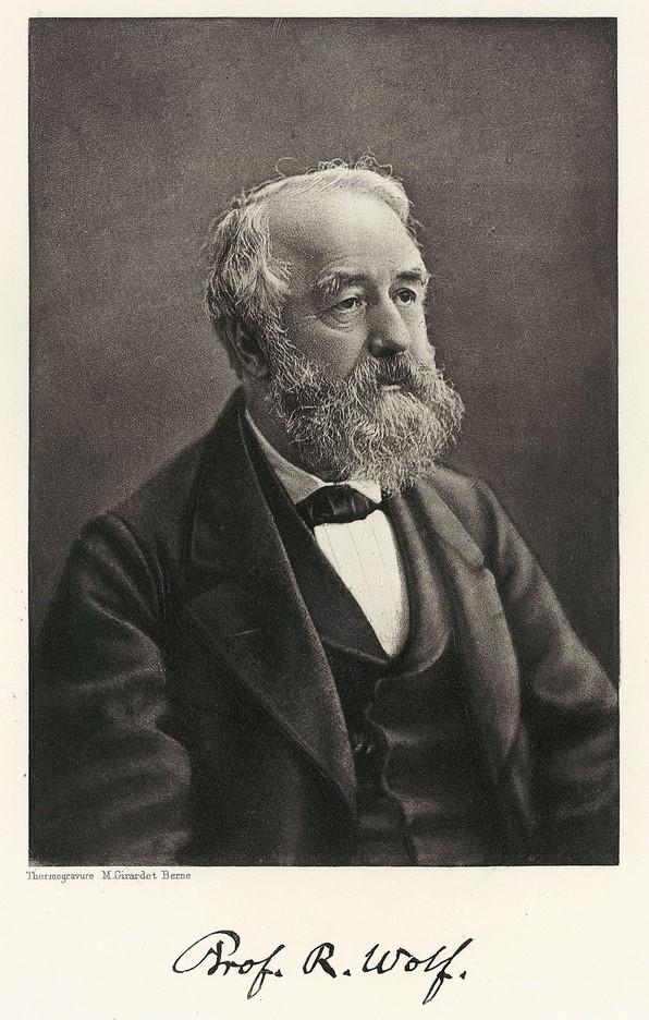 Apothecary Johann Rudolf Glauber, the german/dutch chemist who discovered sodium sulfate.