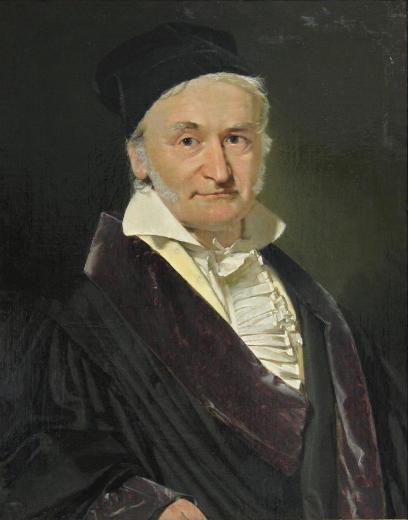Carl Friedrich Gauss proved fundamental principle of arithmetic