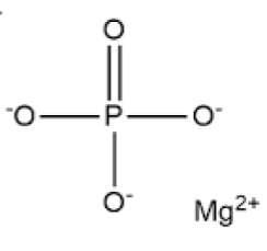 Structure of Magnesium Phosphate