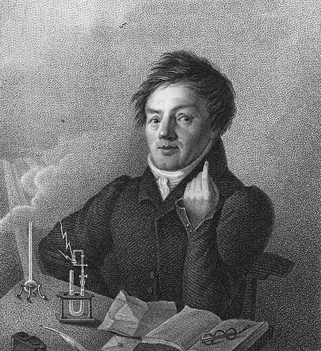 Johann Wolfgang Dobereiner who proposed Dobereiner Triads
